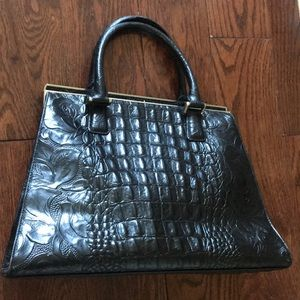 Ann Taylor structured bag